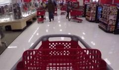 Black Friday preps at this Target started last Black Friday