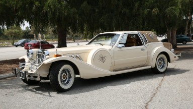 Liberace's unbelievable candelabra car