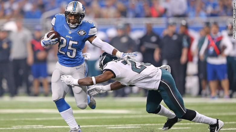 eagles lions nfl concussion