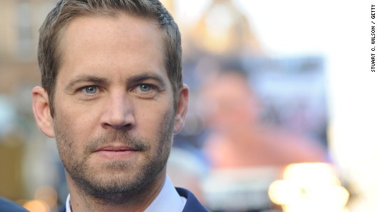 Paul Walker's dad sues Porsche over actor's death