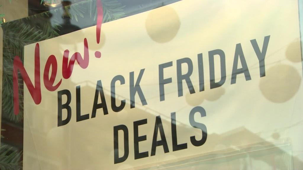 Black Friday: The UK backlash