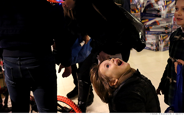 Black Friday 2015 in pictures