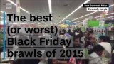 The best (or worst) brawls of Black Friday 2015