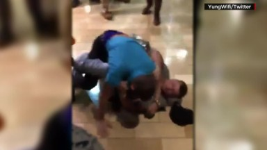 Black Friday madness turns violent