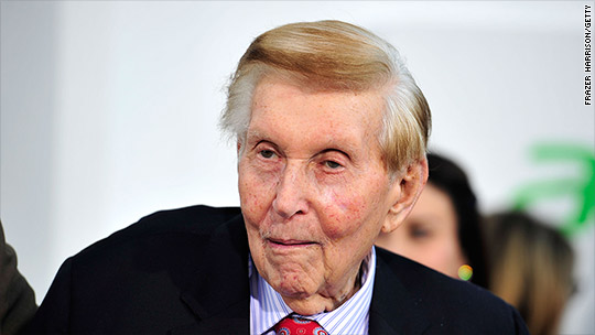 Competency of Viacom billionaire Sumner Redstone questioned in court