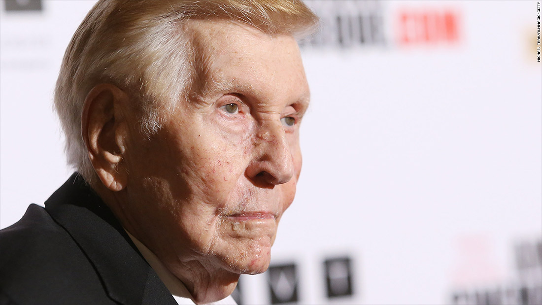 Sumner Redstone's camp prevails in court