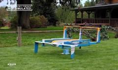 Watch Amazon's latest drone demo