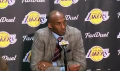 Kobe Bryant announces he will retire