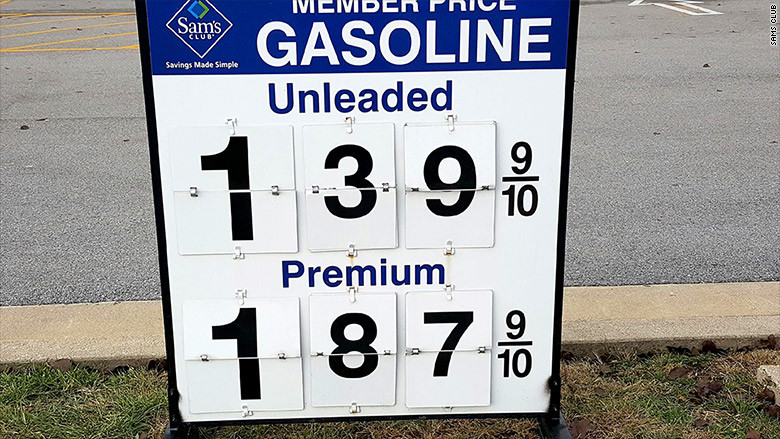 Cheapest Gas Prices >> The nation's cheapest gas is in...