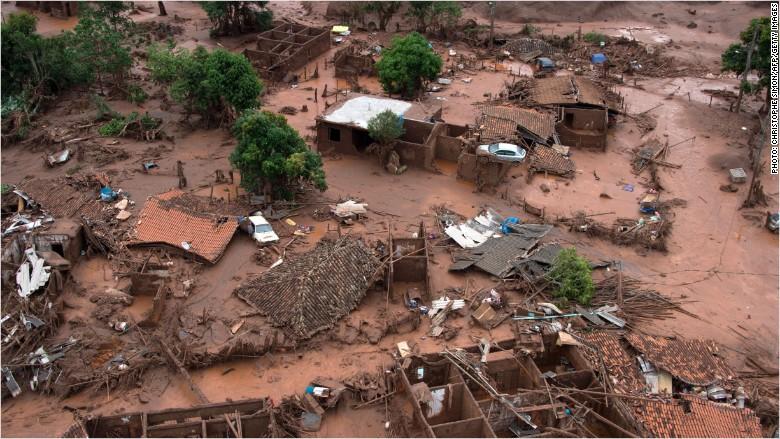 Brazil could fine miners $5 billion over dam collapse