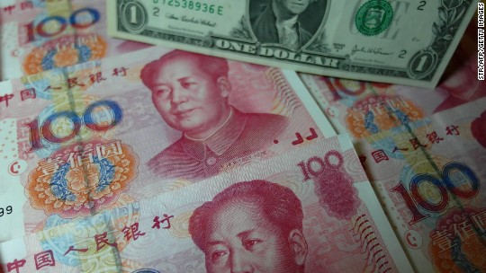 IMF admits China's yuan to elite currency club