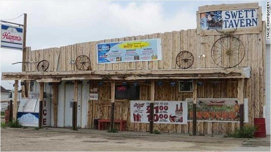 For $250,000, you can buy this ghost town