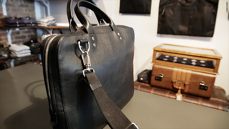 Gifts for men: Yes, gentlemen, you should own a man bag - Dec. 1, 2015