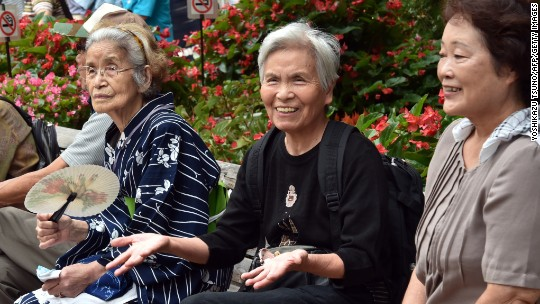 Japan's pensioners lost $64 billion as stocks fell