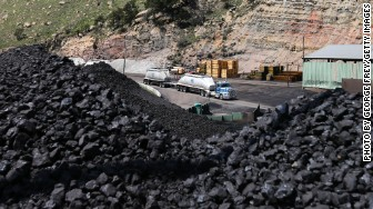 coal mining banks