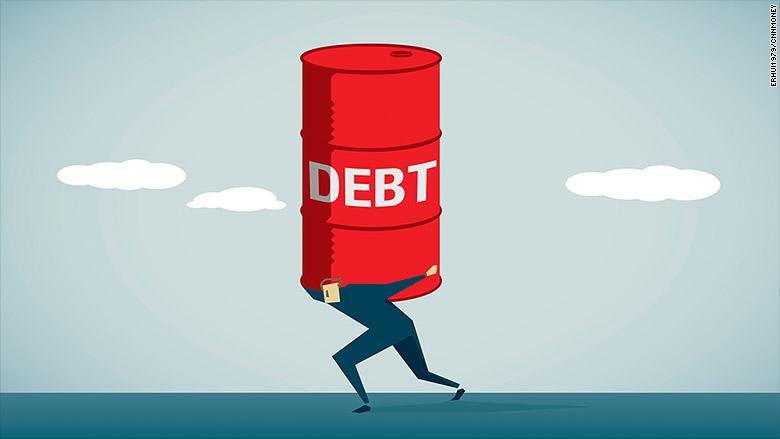 oil debt