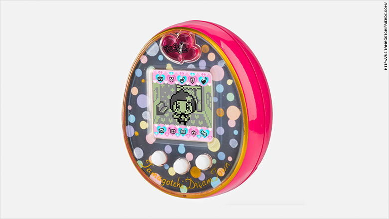 Tamagotchi - Dead brands from the 90s make a comeback ...