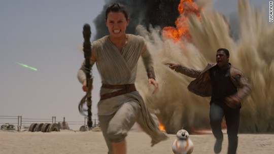 'Star Wars' poised to cross $2 billion mark