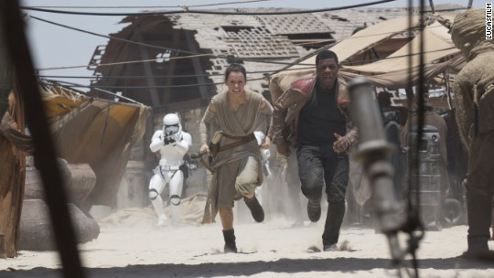 The official title of 'Star Wars: Episode VIII' is...