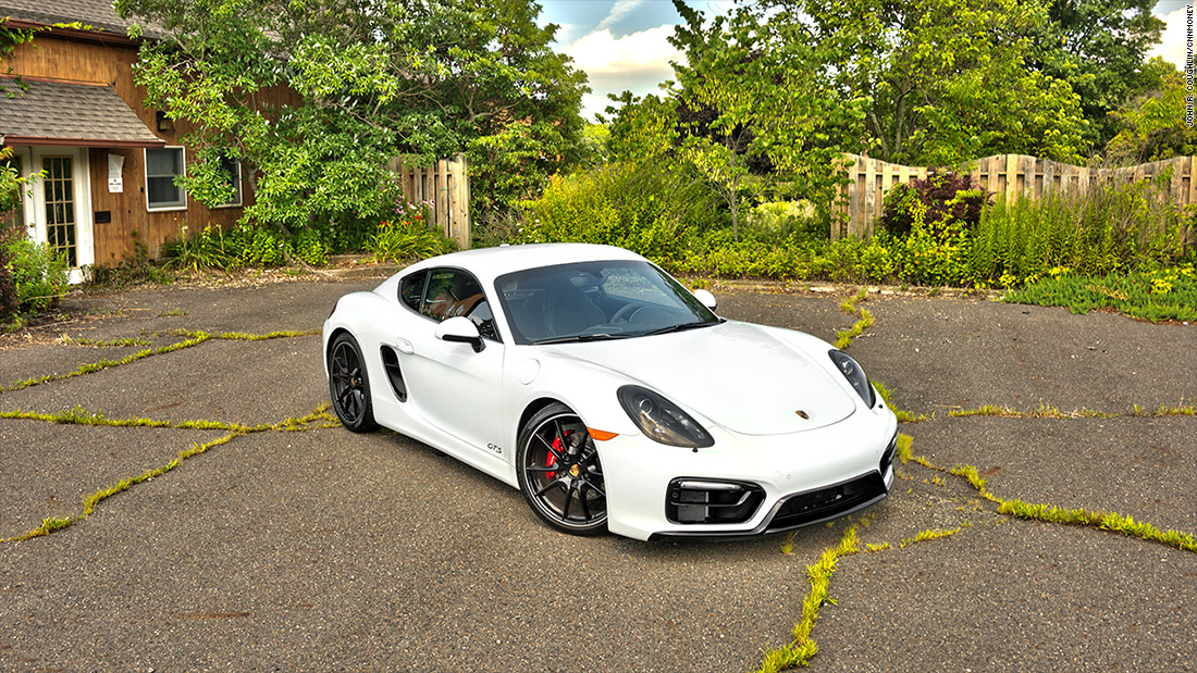 Porsche Cayman GTS Our Favorite Sports Cars Of CNNMoney - New sports cars 2015