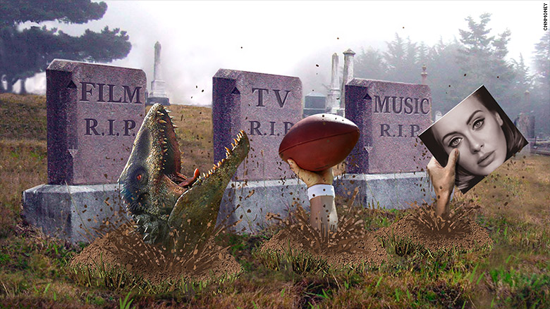 the media undead