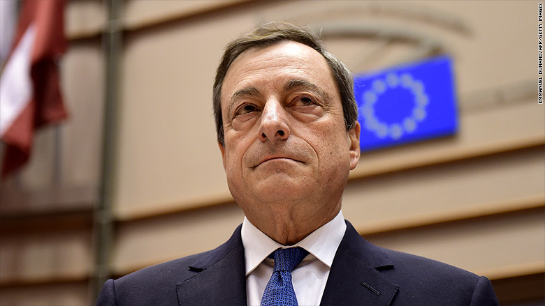 mario draghi markets