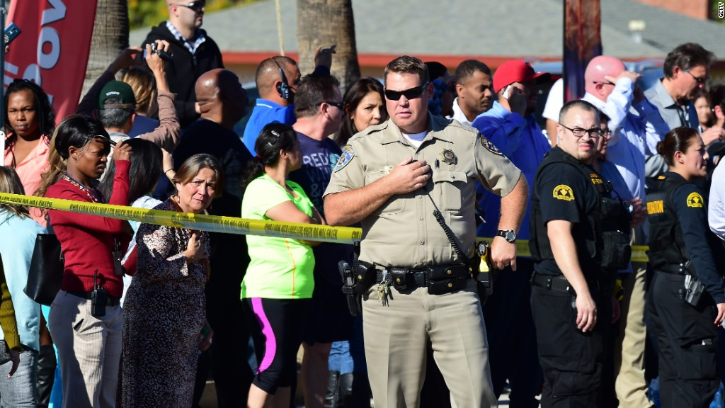 The deadliest U.S. shootings of 2015