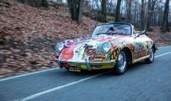 Janis Joplin's 1964 Porsche sells for $1.76 million