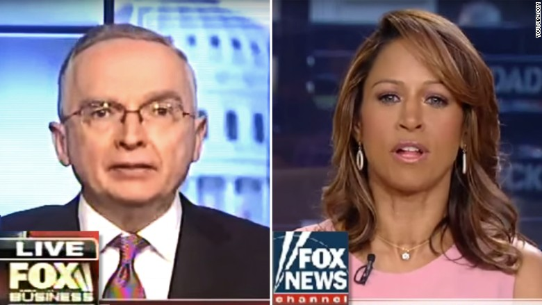 ralph peters stacey dash fox news