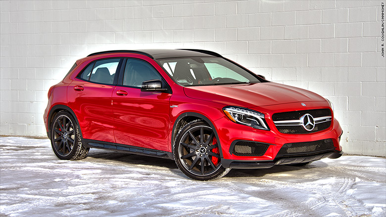 Our favorite luxury suvs of 2015 for Best looking mercedes benz models