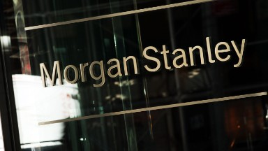 Morgan Stanley may be Wall Street's new king