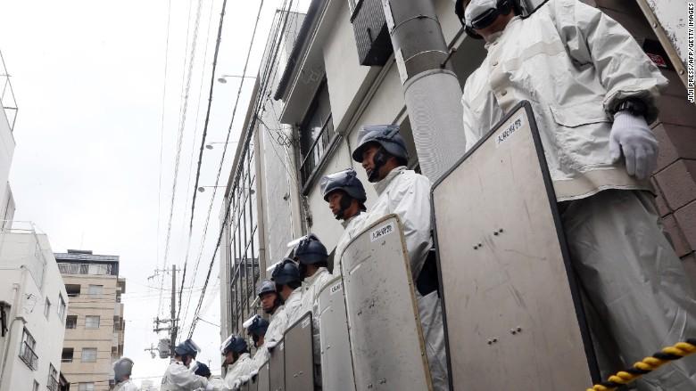 japan police yakuza