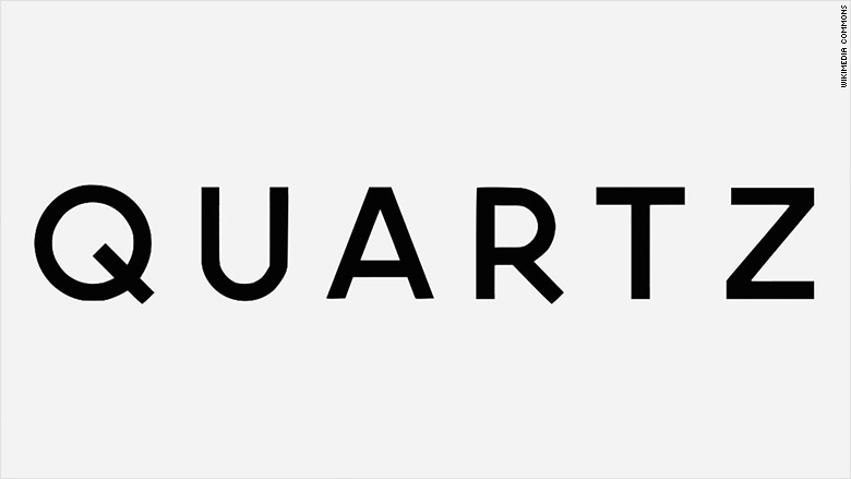 Image result for quartz logo