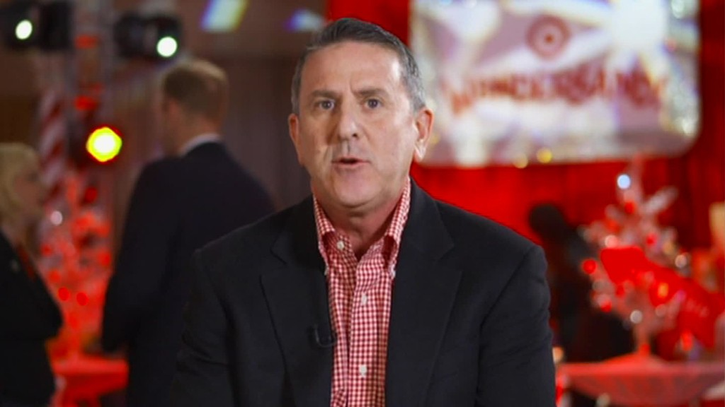 Target CEO: We think about minimum wage 'all the time'