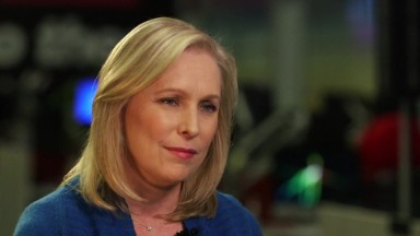 Sen. Gillibrand: Income inequality is 'a drag on the economy'