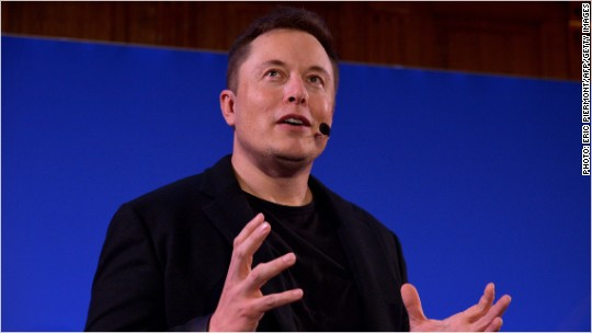 Elon Musk says Tesla can't yet launch in India