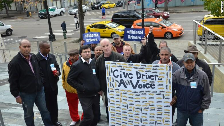seattle uber union