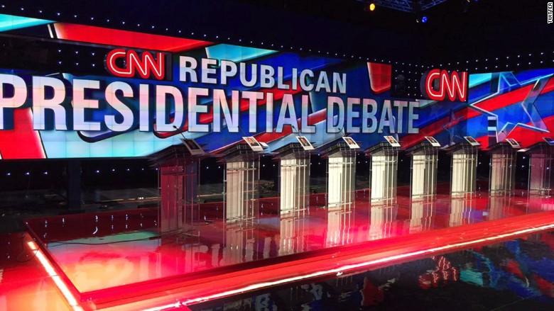 republican debate las vegas
