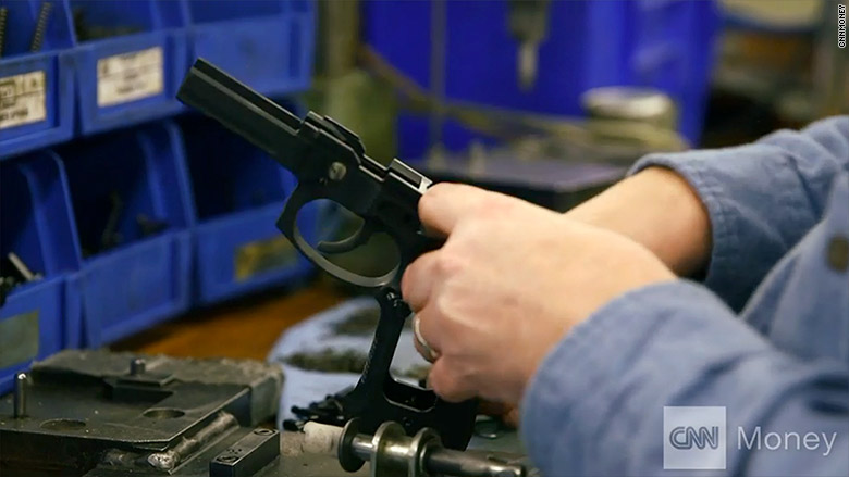 Why Beretta Is Moving Its Gun Factory To Tennessee Dec - Gun manufactoring factories in the us map