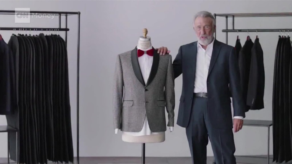 George Zimmer's 2nd act