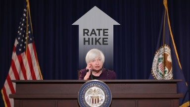Fed leaders expect next rate hike 'fairly soon'