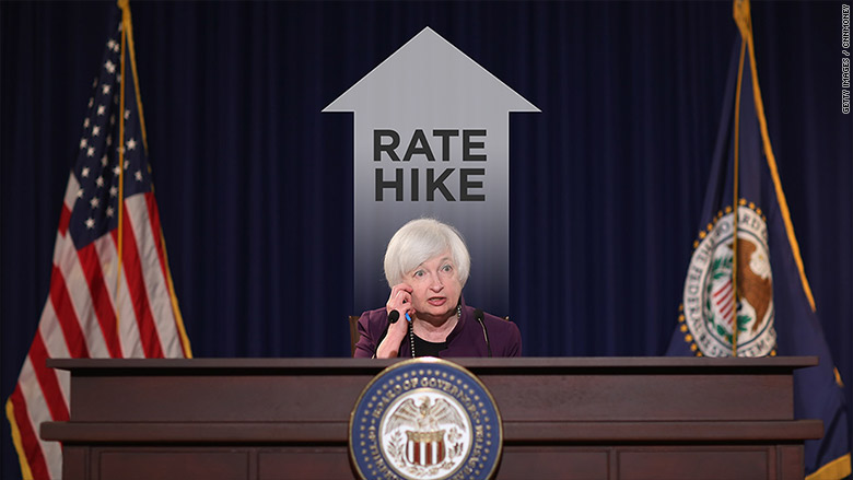 yellen rate hike