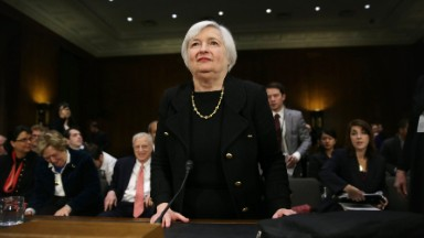 "Fed chief Janet Yellen: Trump policies are a ""source of uncertainty"""