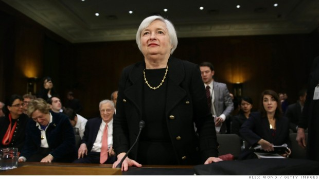 Maybe Yellen should run for president! Markets love her