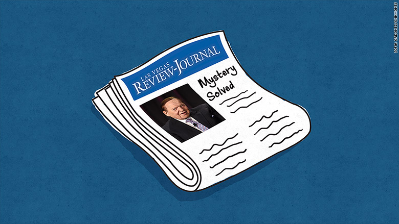 vegas review journal