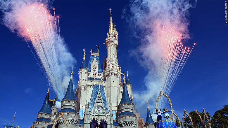 Walt Disney Company raises ticket prices to theme parks