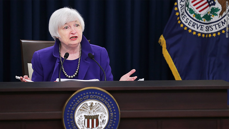What to watch at Janet Yellen's press conference