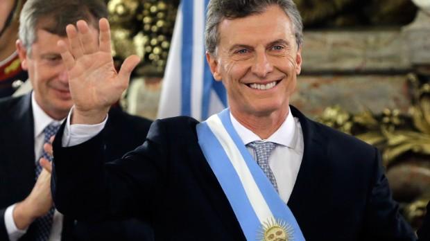 Argentinian President: Trump is 'unique'
