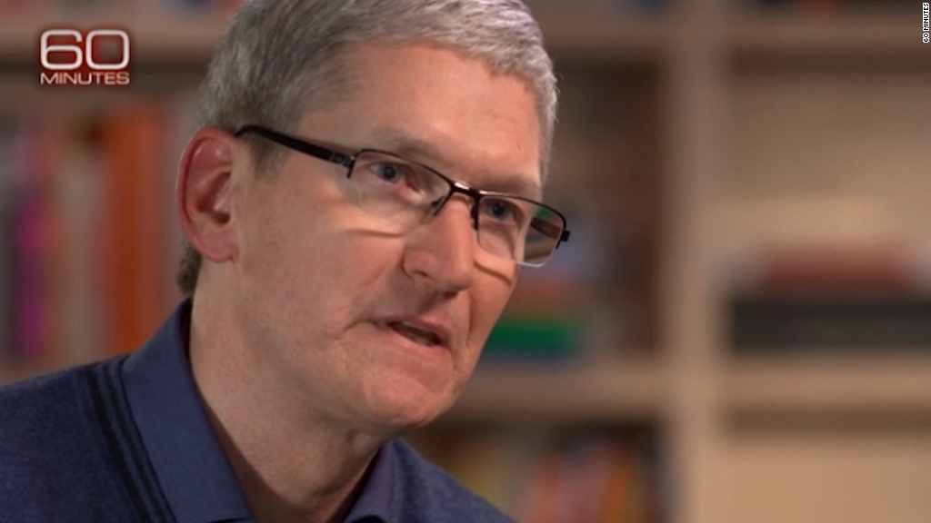 Tim Cook: Tax accusations are 'total political crap'