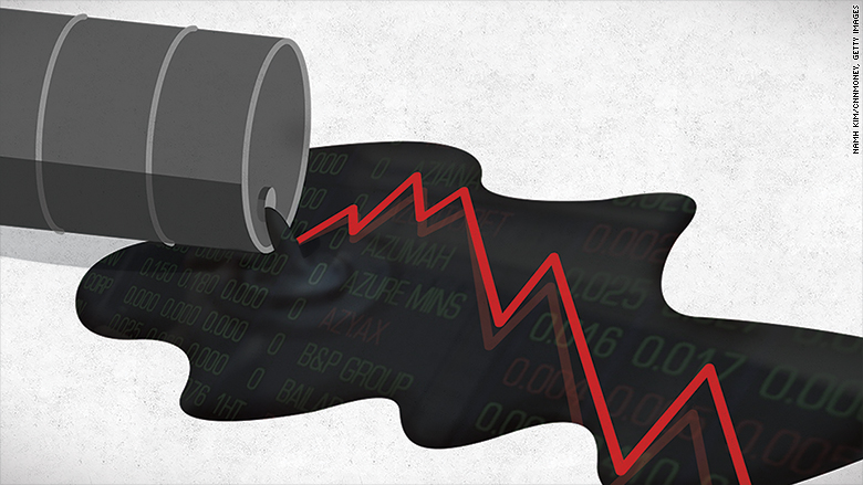 oil stocks fail